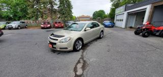 Used 2011 Chevrolet Malibu LT PLATINUM EDITION for sale in Cornwall, ON
