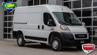 Used 2019 RAM 2500 ProMaster High Roof 2500 High TOP for sale in Innisfil, ON