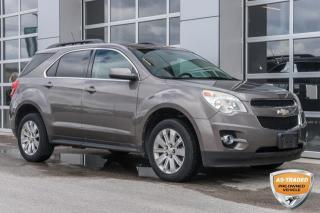 Used 2010 Chevrolet Equinox LT AWD for sale in Innisfil, ON