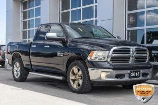 Used 2015 RAM 1500 SLT for sale in Innisfil, ON