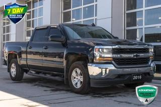 Used 2016 Chevrolet Silverado 1500 1LT LT CREW LONG BOX for sale in Innisfil, ON