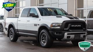Used 2017 RAM 1500 Rebel REBEL CREW CAB for sale in Innisfil, ON