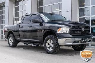 Used 2015 RAM 1500 ST for sale in Innisfil, ON