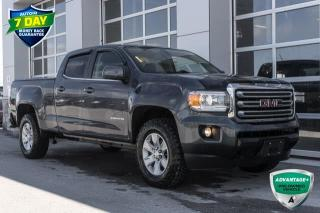 Used 2017 GMC Canyon SLE for sale in Innisfil, ON