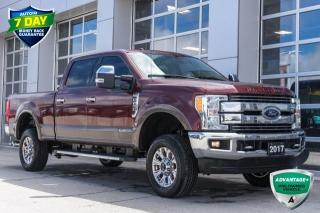 Used 2017 Ford F-250 Lariat LARIAT DIESEL LEATHER SUN ROOF for sale in Innisfil, ON