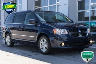 Used 2013 Dodge Grand Caravan Crew CREW STO N GO SEATING for sale in Innisfil, ON