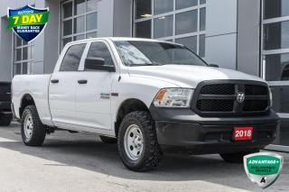 Used 2018 RAM 1500 ST ECO DIESEL CREW CAB for sale in Innisfil, ON