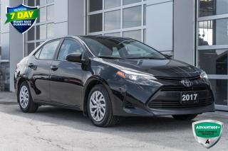 Used 2017 Toyota Corolla LE for sale in Innisfil, ON