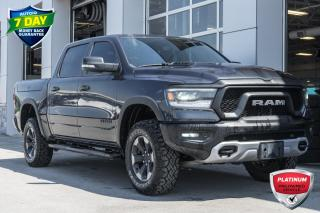 Used 2020 RAM 1500 Rebel DEMO 12 TOUCH SCREEN HEATED SEATS for sale in Innisfil, ON