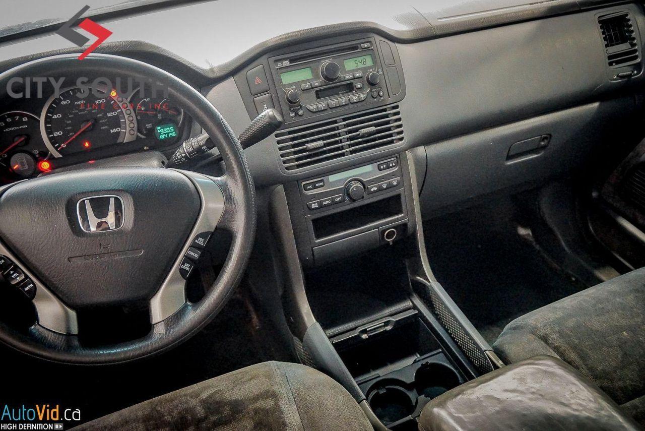 2003 Honda Pilot