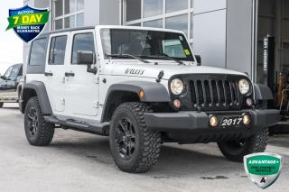 Used 2017 Jeep Wrangler Unlimited Sport WILLYS WHEELER for sale in Innisfil, ON