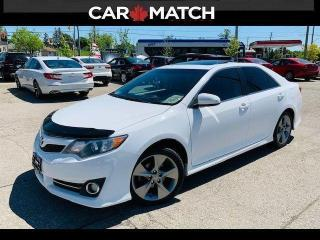 Used 2014 Toyota Camry SE NAV / NO ACCIDENTS for sale in Cambridge, ON