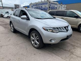 Used 2009 Nissan Murano LE for sale in Toronto, ON