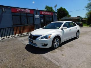 Used 2014 Nissan Altima 2.5 SL|NAVI|SUNROOF|BACKUP CAMERA for sale in St. Thomas, ON