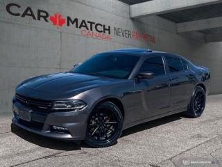 Used 2017 Dodge Charger RALLYE / NAV / ROOF / NO ACCIDENTS for sale in Cambridge, ON