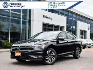 Used 2019 Volkswagen Jetta EXECLINE!! MANUAL TRANS!! LOADED!! for sale in Pickering, ON