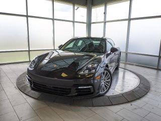 Used 2017 Porsche Panamera 4S | CPO | Ext. Warranty | Premium Plus | 360 Cameras | No Accidents for sale in Edmonton, AB