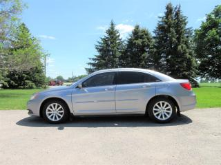 Used 2013 Chrysler 200 LX- 4 Cylinder for sale in Thornton, ON