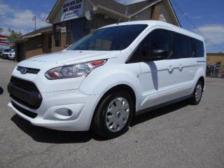 Used 2016 Ford Transit Connect XLT 7Passenger Wagon Loaded Certified 72,000Km for sale in Rexdale, ON