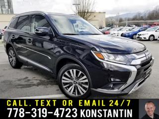 Used 2019 Mitsubishi Outlander GT S - Leather Seats for sale in Maple Ridge, BC