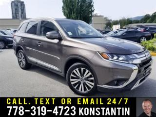 Used 2019 Mitsubishi Outlander GT for sale in Maple Ridge, BC