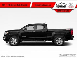 Used 2016 Chevrolet Colorado LT  - Bluetooth -  SiriusXM for sale in High River, AB