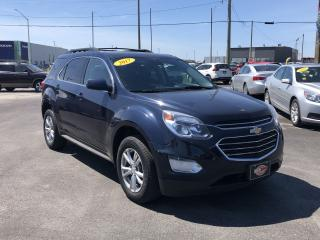 Used 2017 Chevrolet Equinox LT for sale in London, ON