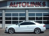 Photo of White 2012 Audi S5
