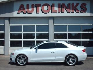 Used 2012 Audi S5 Premium with navigation for sale in St Catharines, ON