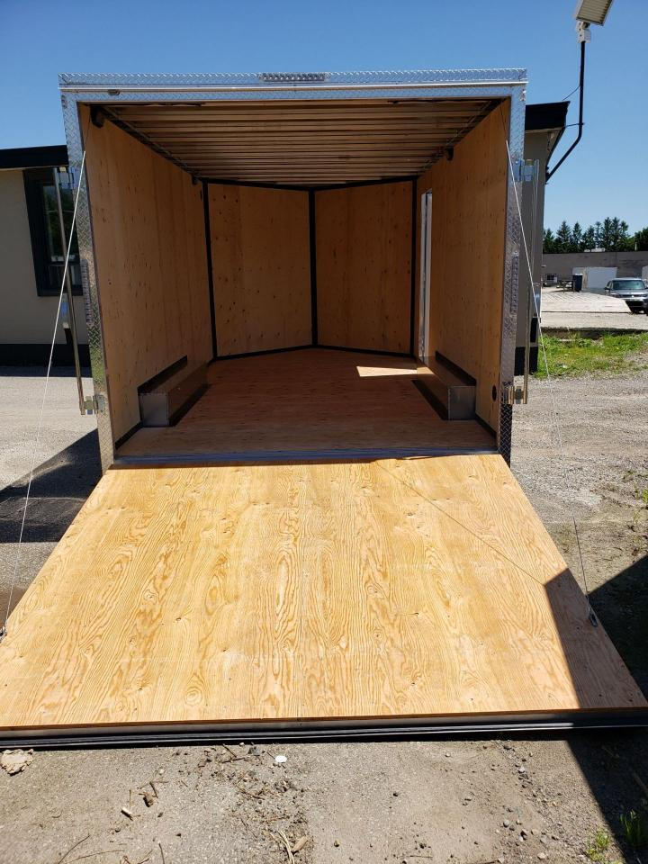 2020 Canadian Trailer Company 8.5X14 V-Nose Cargo Trailer