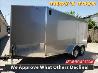 New 2020 Canadian Trailer Company 7x14 V-Nose Cargo Tailer for sale in Guelph, ON