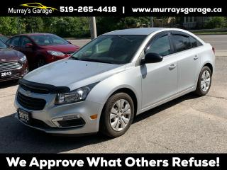 Used 2015 Chevrolet Cruze 1LT for sale in Guelph, ON
