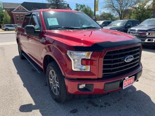 Used 2016 Ford F-150 XLT Sport   Navi   Bluetooth for sale in Harriston, ON