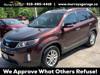 Used 2015 Kia Sorento LX  Premium for sale in Guelph, ON