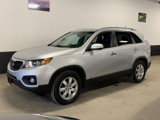 Used 2012 Kia Sorento LX AWD 5 PASSENGER  BLUETOOTH  ALLOYS. for sale in North York, ON