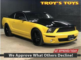 Used 2007 Ford Mustang GT Premium for sale in Guelph, ON