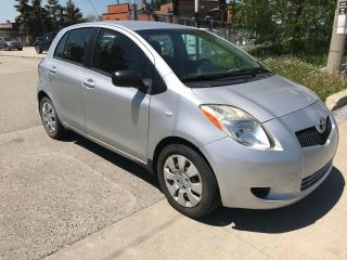 Used 2008 Toyota Yaris 4688,AUTO,H/BACK,SAFETY+3 YEARS WARRANTY INCLUDED for sale in Toronto, ON