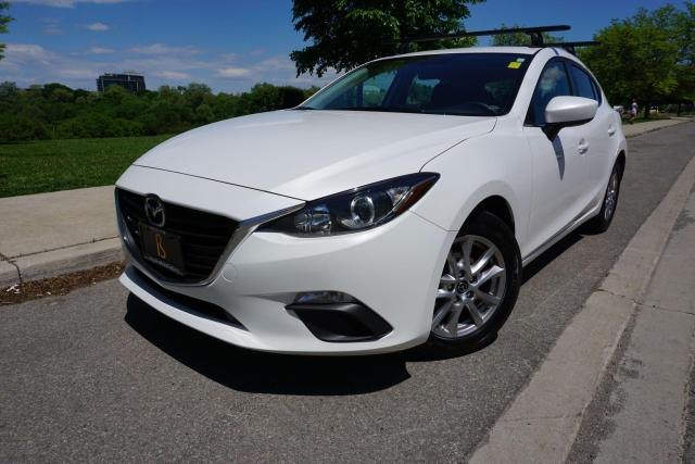 2015 Mazda MAZDA3 SPORT / 6SPD MANUAL / NO ACCIDENTS / ROOF RACK