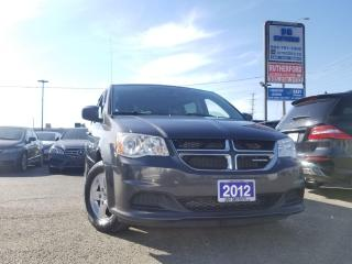 Used 2012 Dodge Grand Caravan SXT PWR SLIDING DOORS NO ACCIDENTS for sale in Brampton, ON