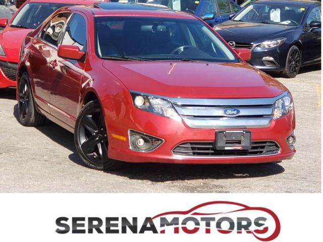 2011 Ford Fusion SEL | V6 | FULLY LOADED | NO ACCIDENTS