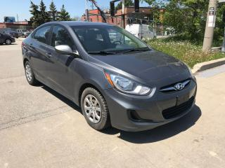 Used 2012 Hyundai Accent GLS,AUTO,$5400,SAFETY+3YEARS WARRANTY INCLUDED for sale in Toronto, ON