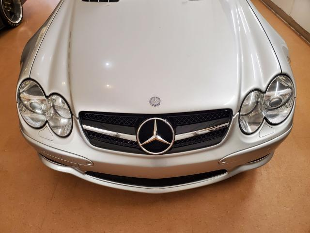 2003 Mercedes-Benz SL500 Sl