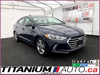 Used 2017 Hyundai Elantra GLS+Camera+Sunroof+Blind Spot+Push Button Start+XM for sale in London, ON