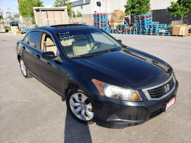 2008 Honda Accord EX-L, Leather, Sunroof, Auto, 3/Y warranty availab