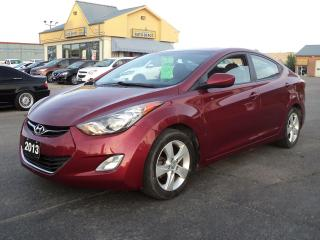 Used 2013 Hyundai Elantra GLS 2.0L HeatedSeats PowerSunRoof for sale in Brantford, ON