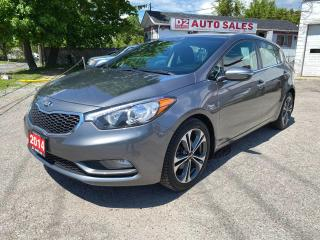 Used 2014 Kia Forte5 EX/Automatic/Sunroof/Bluetooth/Htd Seats for sale in Scarborough, ON