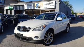 Used 2008 Infiniti EX35 NAVI, BACKUP CAM for sale in Etobicoke, ON