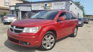 Used 2010 Dodge Journey R/T Backup Cam, Leather, P-Moon for sale in Etobicoke, ON