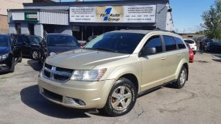 Used 2010 Dodge Journey SE Bluetooth, Remote Start for sale in Etobicoke, ON