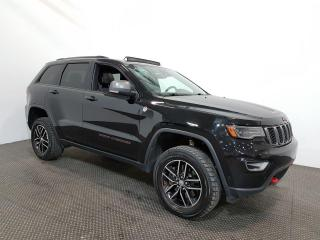 Used 2017 Jeep Grand Cherokee Trailhawk AWD NAVIGATION - Toit Ouvrant - A/C - for sale in Laval, QC
